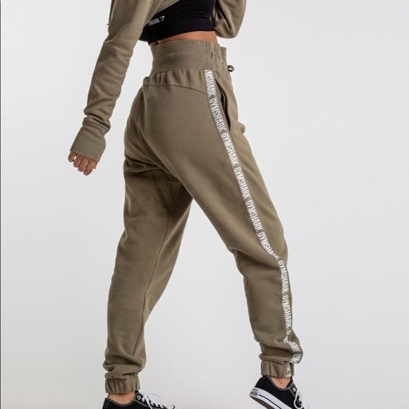 56d0b7f601f7de Gymshark Pants | Oversized Joggers Nwt | Poshmark